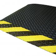 diamond-foot-safety-mat-chevron-safety-border
