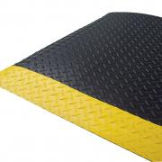 diamond-foot-safety-mat-yellow-safety-border