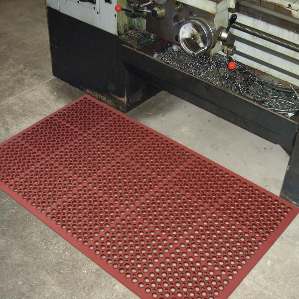 safety-cushion-mat-engineering-workshop