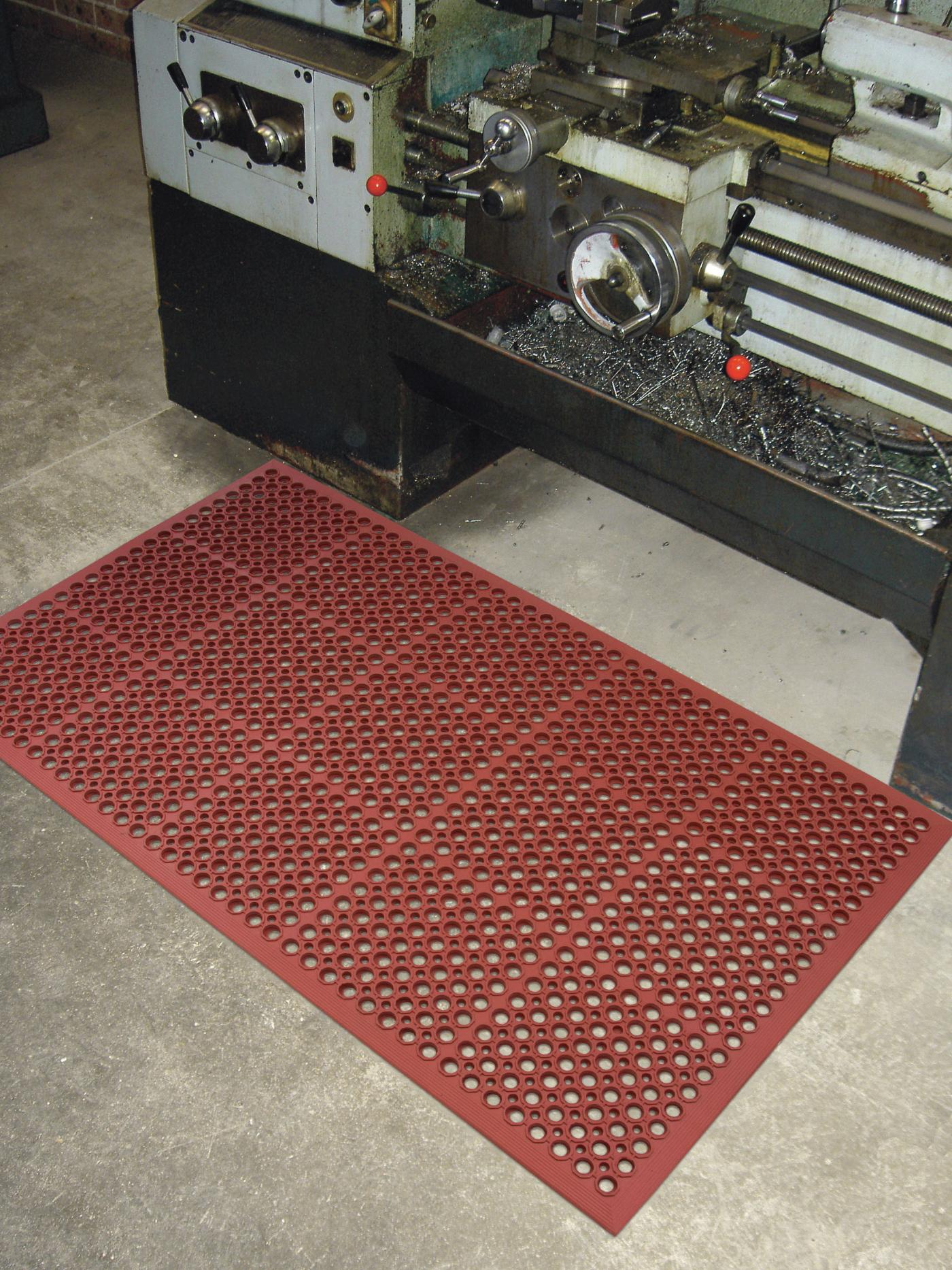 safety-cushion-mat-engineering-workshop