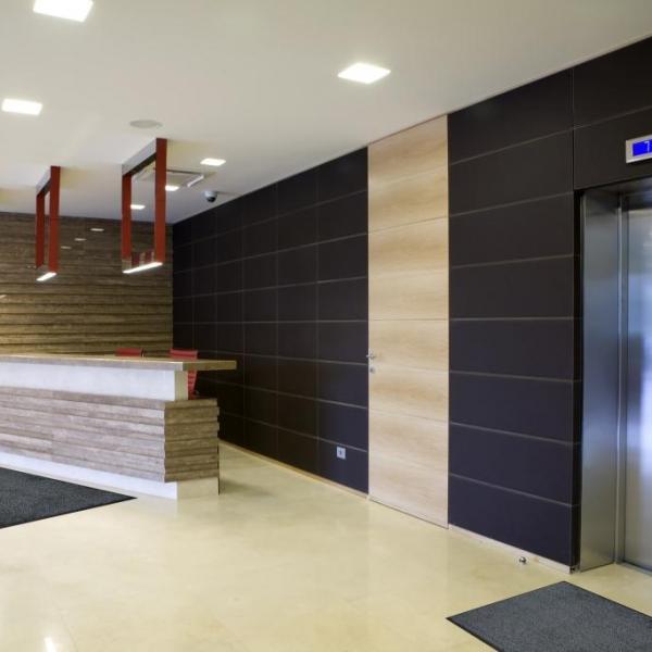 office entrance mats