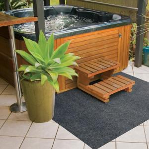 Indoor or outdoor marine carpet
