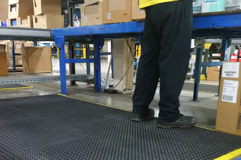 Supercomfort Anti fatigue matting