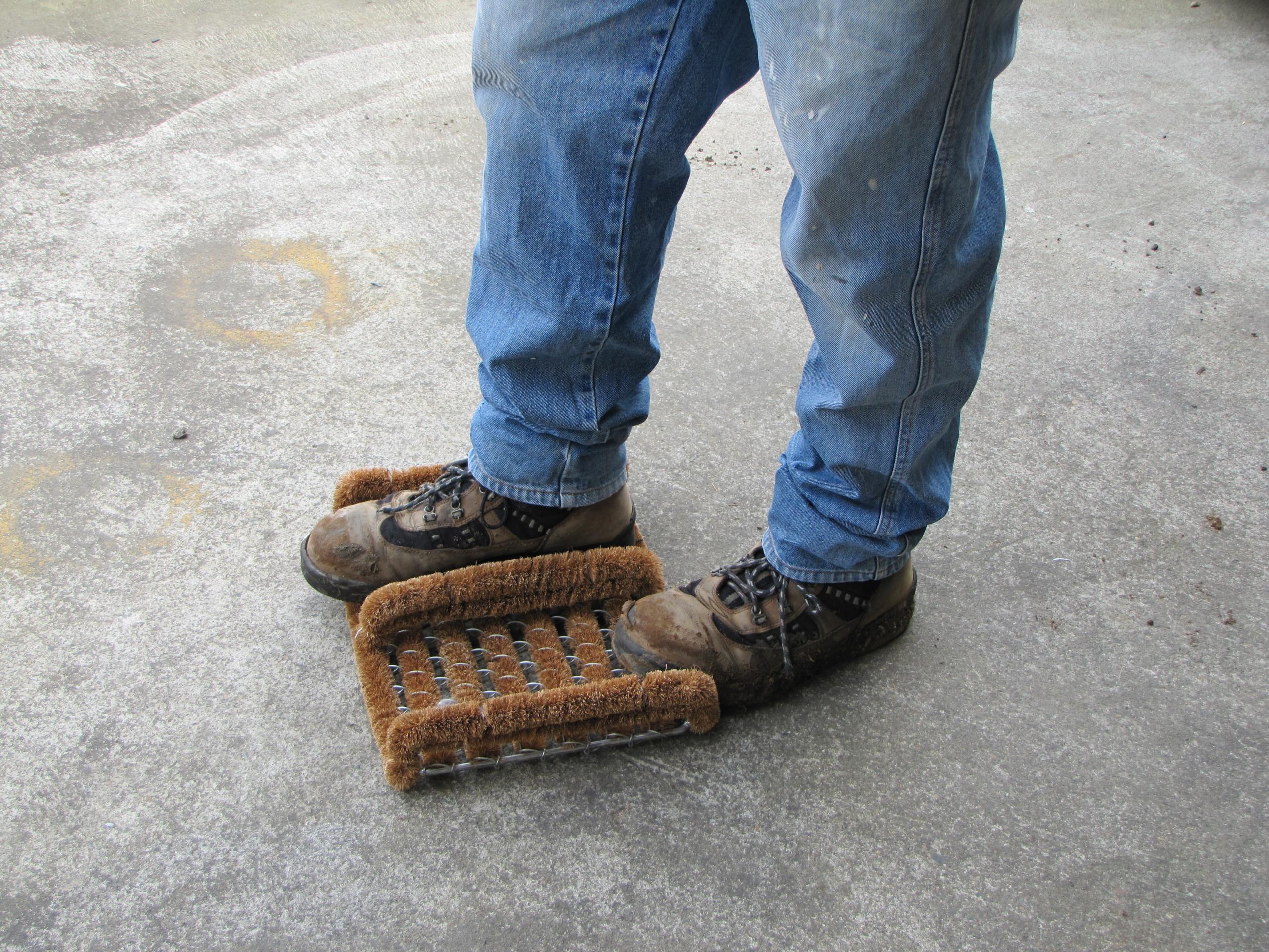 Boot Scraper Action